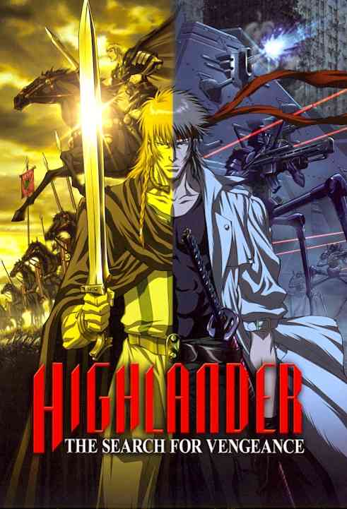 HIGHLANDER:SEARCH FOR VENGEANCE (DVD)