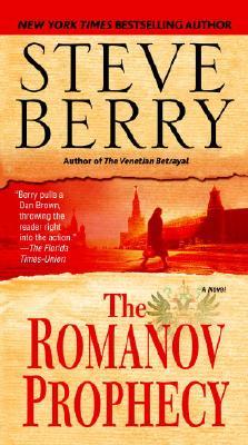 The Romanov Prophecy By Berry, Steve