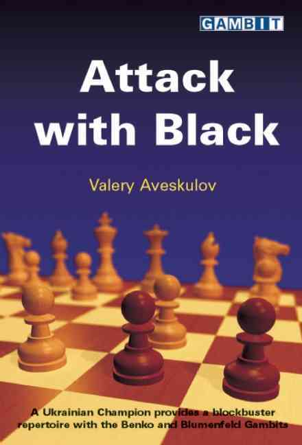 Attack With Black By Aveskulov, Valery